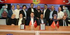 İstanbul'da dernek hizmet binası açıldı