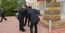 POLİS TEŞKİLATININ 171. KURULUŞ YILI YALIHÜYÜK'TE KUTLANDI