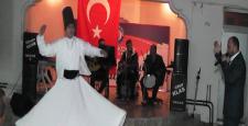 SEYİT HARUN İLAHİ GURUBU YALIHÜYÜK'TE KONSER VERDİ