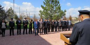 POLİS TEŞKİLATI KURULUŞUNUN 172. YIL DÖNÜMÜNÜ KUTLUYOR