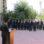 YALIHÜYÜK'TE  30 AĞUSTOS ZAFER BAYRAMI KUTLANDI