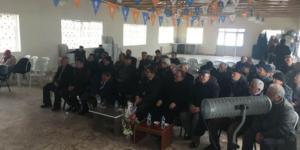 AK PARTİ DANIŞMA MECLİSİ TOPLANTISI YAPILDI