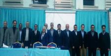AHIRLI'DA BAŞKANLIK SİSTEMİNDE BÜROKRASİ SİYASET VE BELEDİYE İLİŞKİLERİ KONULU PROGRAM