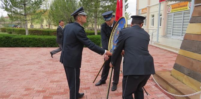 POLİS HAFTASI DÜZENLENEN ETKİNLİKLE KUTLANDI