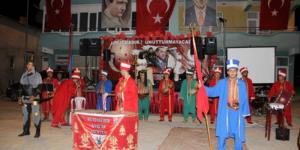 Yalıhüyük'de 15 Temmuz Demokrasi ve Milli Birlik Günü etkinlikleri