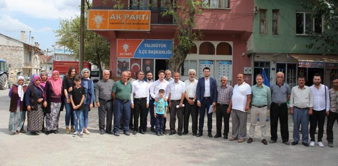 DANIŞMA MECLİSİ TOPLANTISI YAPILDI