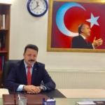 Bozkır'da Ak Parti'den ilk başkan aday adayı Mehmet Ali Yılmaz