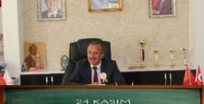 Başkan  Koçer  Öğretmenler Günü'nü kutladı