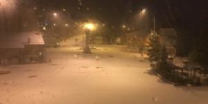 Yalıhüyük ve Ahırlı'da okullara kar tatili
