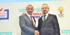 Başkan Hasan  Koçer'den teşekkür