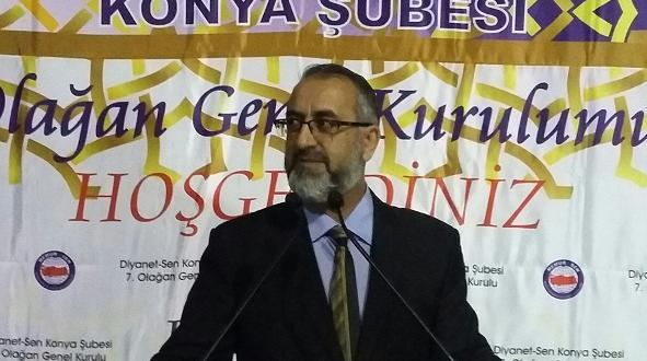 Diyanet-Sen'den 10 Ocak Gazeteciler Günü mesajı