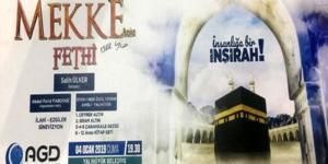 Yalıhüyük'te Mekke'nin Fethi programı düzenleniyor