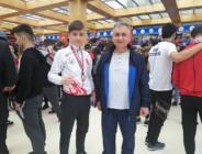 Antalya'dan 5  bronz madalya  ile  döndüler