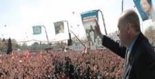 Cumhurbaşkanı Erdoğan'dan ilçelere yatırım müjdeleri