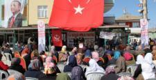 Büyük Birlik Partisi Yalıhüyük'te adayını tanıttı