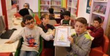 Yalıhüyük'te Kütüphaneler Haftası kutlanıyor