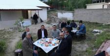 Gölcük'te iftar