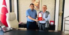 Kıbrıs Gazisi'ne Madalya
