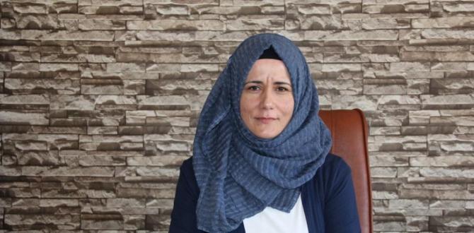 İlçe Milli Eğitim Müdürü Pınar Buluz'un yeni Eğitim Öğretim Yılı Mesajı