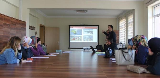 Kadın Çiftçilere bilgilendirme toplantısı